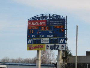 Hofstra beats Sacred Heart 11-9 in NCAA Lacrosse